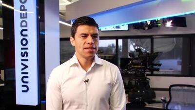 Conoce la nueva faceta de Gonzalo Pineda como analista en Univision Deportes