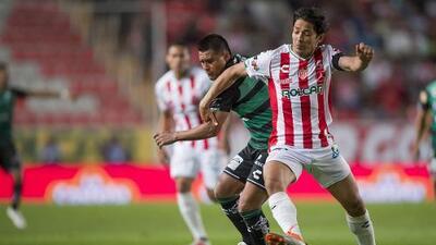 Cómo ver Necaxa vs. Santos Laguna en vivo, por la Liga MX 18 de Agosto 2019