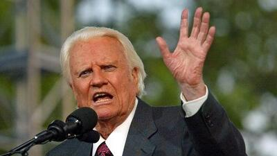 Muere a los 99 años Billy Graham, el influyente predicador evangelista que fue amigo y consejero  de varios presidentes
