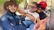 """Me he proyectado mucho como padre"": Gerardo Ortiz revela los cambios que ha afrontado como padre"