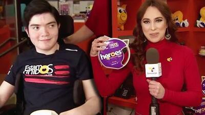 Tú, como Memo, podrías ayudar a los niños con discapacidad siendo parte del boteo Teletón USA 2019