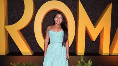 Yalitza Aparicio, la actriz indígena protagonista de 'Roma', revela cómo lidia con mensajes ofensivos