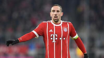 Ribéry siente que le robaron el Balón de Oro de 2013
