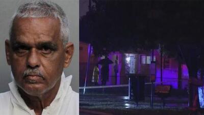 Niegan derecho a fianza a un hombre acusado de asesinar a puñaladas a su esposa y suegra