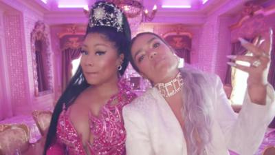 """Karol G and Nicki Minaj deliver """"Tusa"""" song together"""