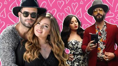 De las telenovelas a la vida real: la historia de amor de Sandra Itzel y Adrián Di Monte