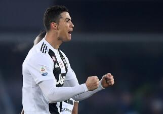 En fotos: el colombiano que amargó a Juventus y la respuesta de Cristiano Ronaldo