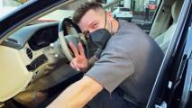 Captamos a Ricky Martin solo en la ciudad de Los Ángeles y nos reveló que ya está vacunado