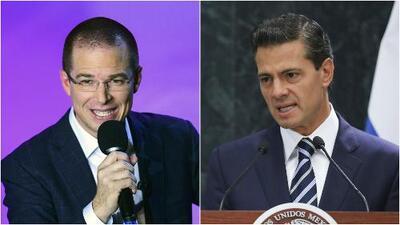 Tras la difusión de presuntas pruebas en su contra, Ricardo Anaya acusa a Peña Nieto de un nuevo ataque