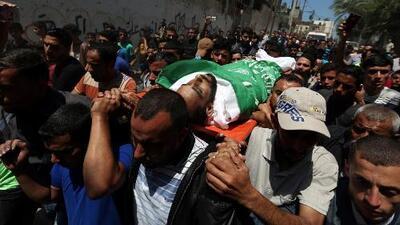 En un minuto: El Consejo de Seguridad se reúne de emergencia para tratar la violencia en Gaza