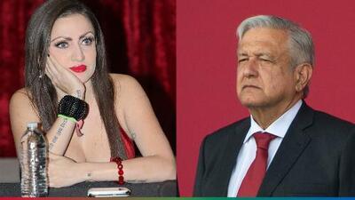 """""""Mátalo, hazlo por el país"""": bromeando, Celia Lora pide que asesinen a López Obrador"""