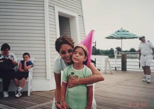 María Levy recordó a su mamá, Mariana Levy, con una emotiva foto