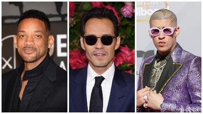'Está Rico', la nueva canción en español de Will Smith junto a Marc Anthony y Bad Bunny