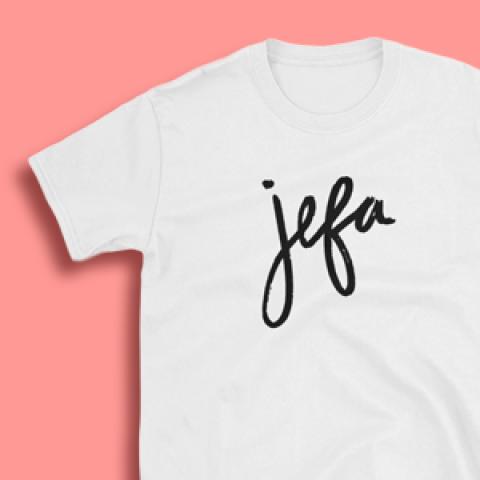 Jefa T-shirt $14.00