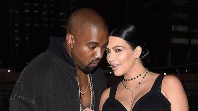 El hijo de Kim Kardashian y Kanye West se llama Saint porque es 'una bendición'
