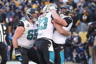 En Fotos: ¡Sorpresa! Jacksonville elimina a Pittsburgh y avanza a la final de la Americana