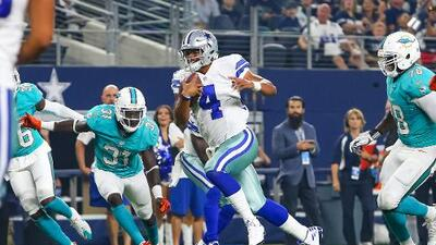 Dallas Cowboys enfrentaría a los Miami Dolphins en Thanksgiving