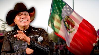 """Lupe Esparza envía mensaje de aliento a los migrantes en EEUU para que """"no desmayen"""" (y que se porten bien)"""