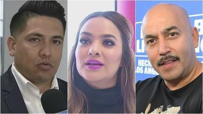Kike Meneses niega ser la causa de la separación de su amigo Lupillo Rivera