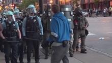 Lo que revela informe sobre el manejo de la policía de Chicago frente a protestas y saqueos del verano pasado
