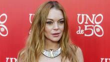 Lindsay Lohan le dice a su padre que está embarazada