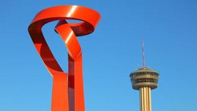 Más de 100 esculturas llegan a las calles de San Antonio