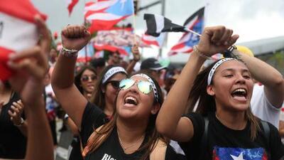 La generación del 'yo no me dejo': los jóvenes en el corazón de las protestas que provocaron la renuncia de Rosselló