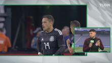 """Osorio sobre 'Chicharito': """"Es increíble y bueno para la MLS"""""""