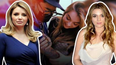 Hija de Angélica Rivera lleva a famoso tatuador a Los Pinos y tiene que pedir perdón