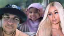 Rob Kardashian y Blac Chyna alcanzan un acuerdo de custodia: no podrán usar drogas cuando estén a cargo de su hija Dream