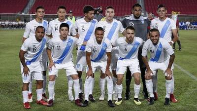 Con Guatemala como favorito, así los grupos de la Liga C