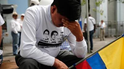 ¿Quiénes son los disidentes de las FARC que mataron al equipo de prensa de Ecuador?