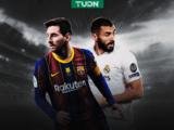 Messi y Benzema tienen sequía de goles en el Clásico de España