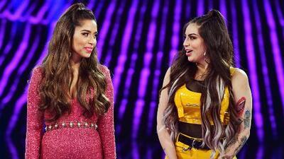 Virginia y Giselle son elegidas por el jurado para competir por el voto del público