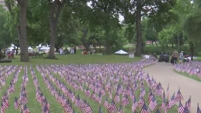 Continúa 'Carry the Load' en Dallas, la reconocida movilización para rendir homenaje a los héroes caídos