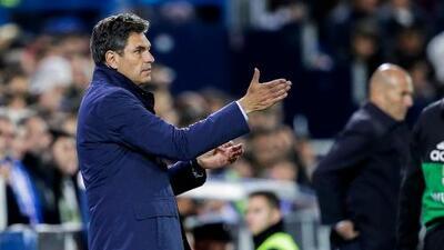 """DT del Leganés sobre Diego Reyes: """"Ha jugado menos de lo que pensamos cuando lo trajimos"""""""