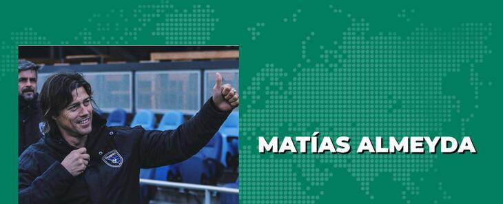 """Matías Almeyda: """"México le da de comer a Sudamérica"""""""