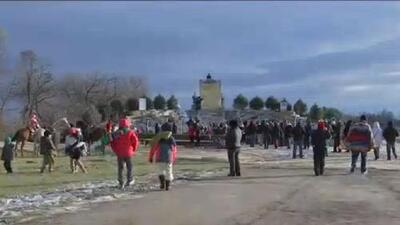 Inauguran nuevo cerrito para la Virgen de Guadalupe en el condado de Kankakee