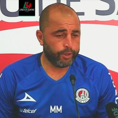 Atlético de San Luis y Marcelo Méndez tienen claro el objetivo