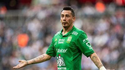 """Sambueza quiere rugir con el León: """"Pronto estaré haciendo algo de fútbol"""""""