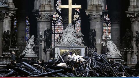 15 de Abril: 'Día maldito, día de las tragedias'