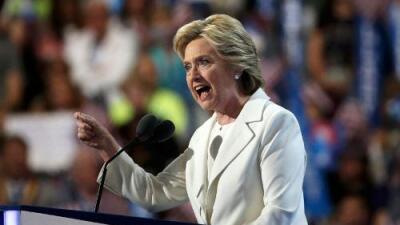Las 10 frases para el recuerdo del discurso de Hillary Clinton