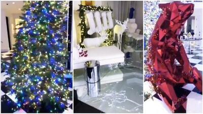 Christina Aguilera y su hija, invitadas de honor a la fiesta navideña de Kim Kardashian