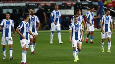 Espanyol solicita eliminación del descenso este torneo
