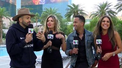 Mira como Jomari despedaza a los famosos y sus vestuarios para los Latin Grammys