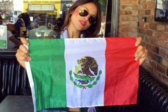Famosos que apoyaron a México
