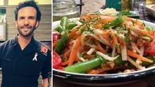 El Chef Oropeza comparte su sazón y le pone sabor a HOY