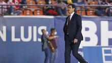 San Luis despide a Leonel Rocco tras quedar último en la porcentual