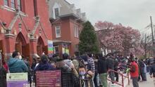 Con esperanza y fe en tiempos de pandemia, así vivieron cientos de neoyorquinos el Domingo de Resurrección