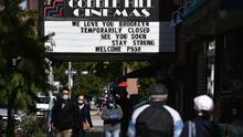 Nueva York abre nuevamente sus salas de cine después de un largo receso por la pandemia